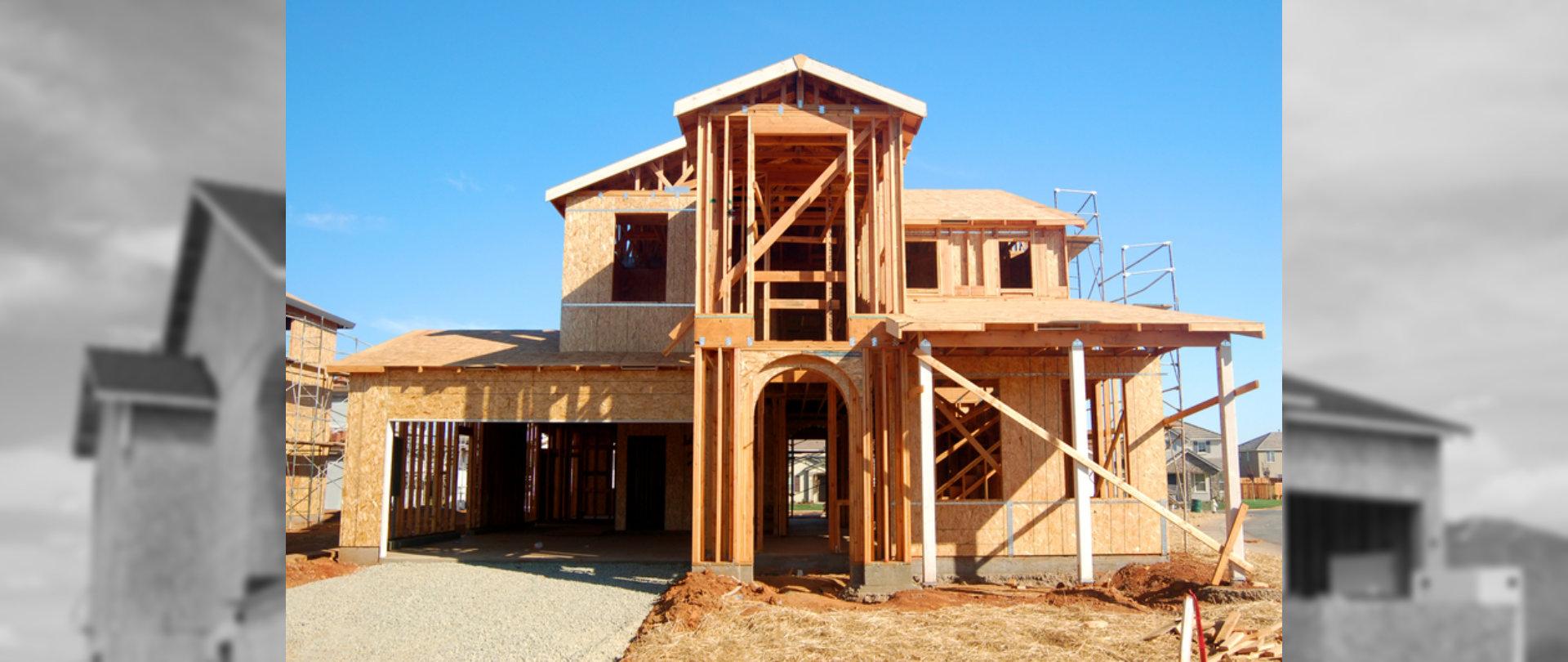 ongoing house renovation